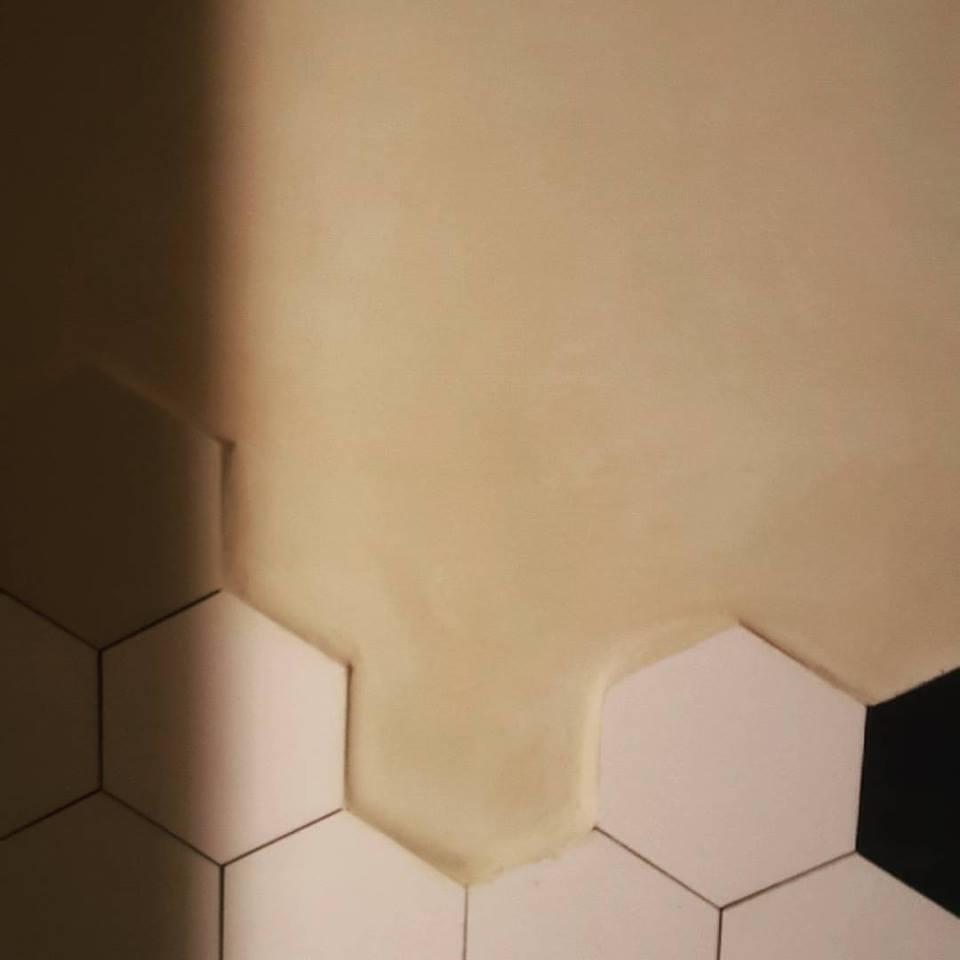Enduit Kaolin argile marbre