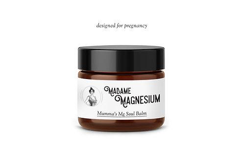 Pregnancy/Sensitives Mg balm - Mumma's Magnesium Transdermal Soul Cream
