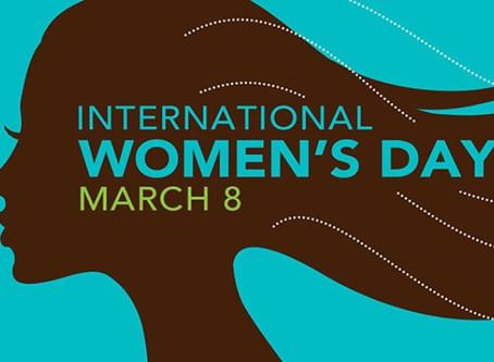 International Women's Day Career Check-In: