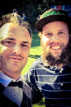 Matt with Beeeeeeffffff