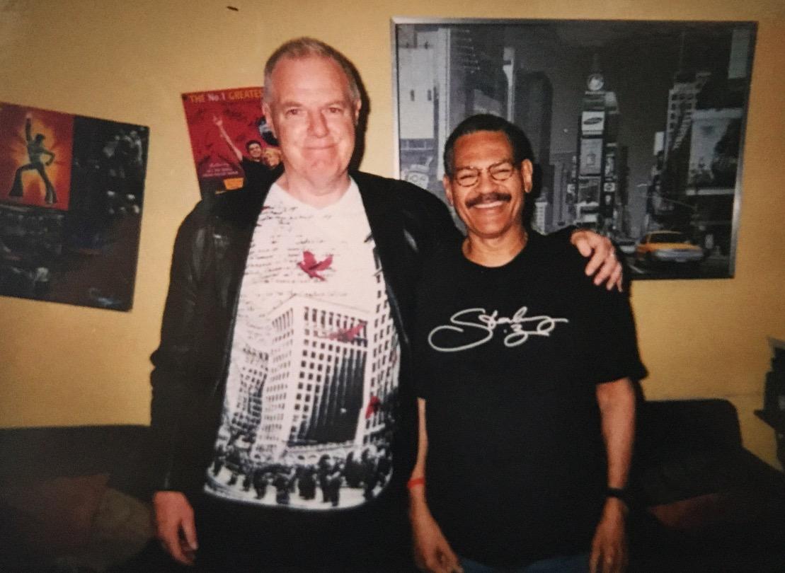 Roy Morris & Joe Rigby