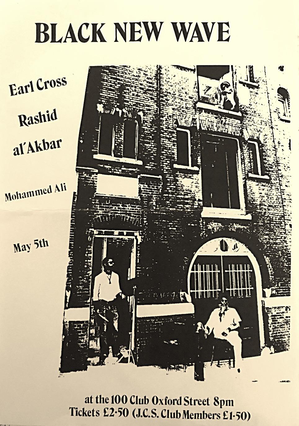 Earl Cross
