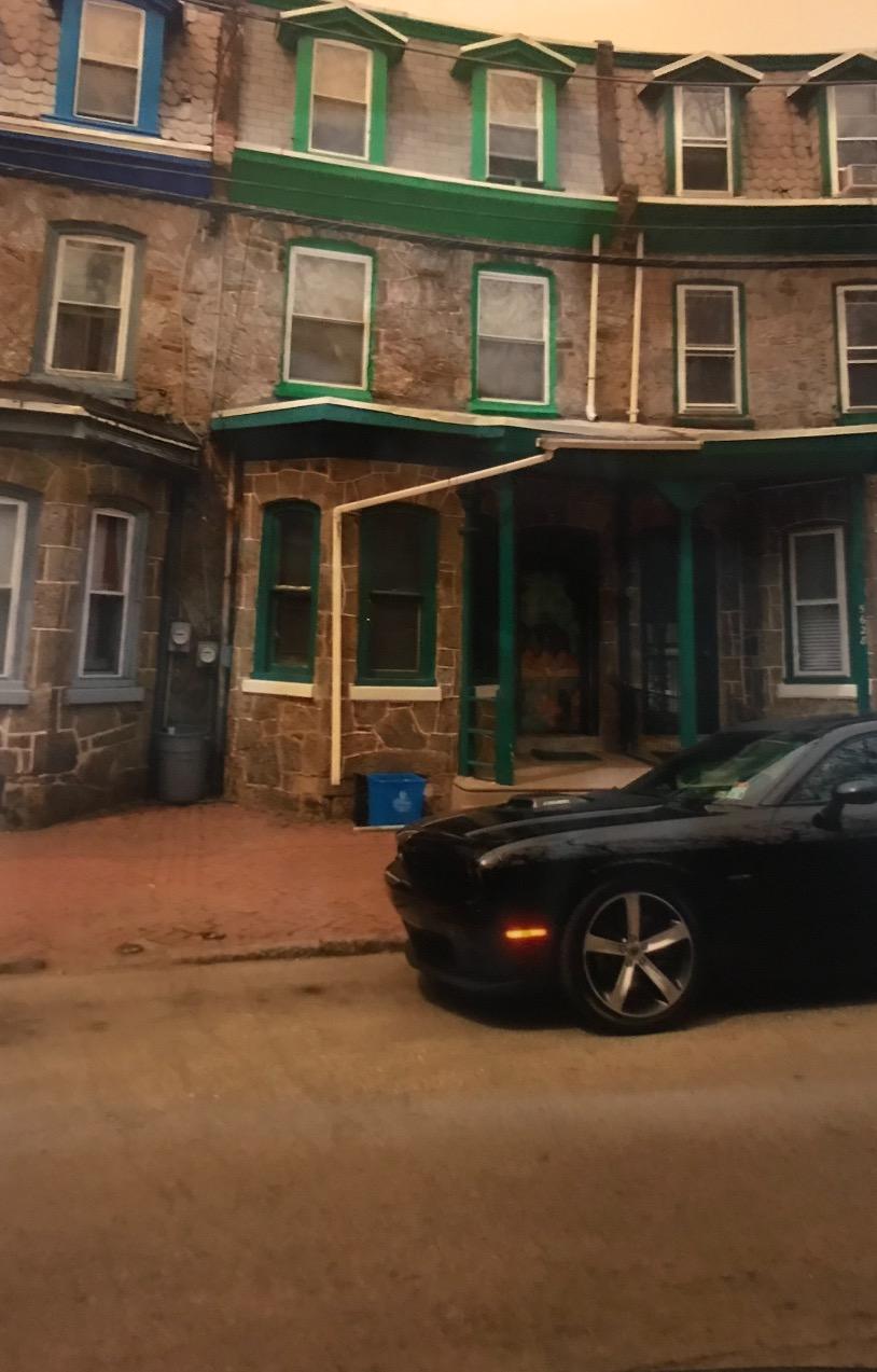 Morton Street Philadelphia