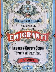 Emigrati italiani in Brasile: la cittadinanza italiana per via materna