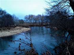 Pic of River at Bend