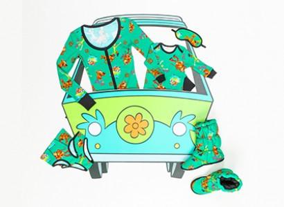 Warner Bros. e Acuo lançam coleções de pijamas com Scooby-Doo e Pernalonga