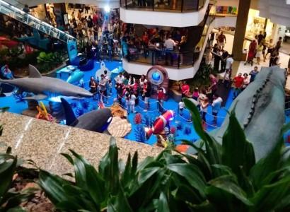 Beiramar Shopping com atrações para toda família para o final de semana