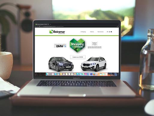 Beiramar Shopping lança campanha de prêmios voltada para interatividade digital
