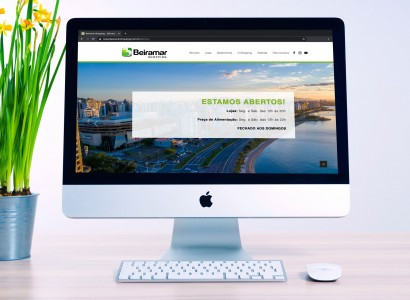 Beiramar Shopping lança portal para ligar consumidores dos seus lojistas