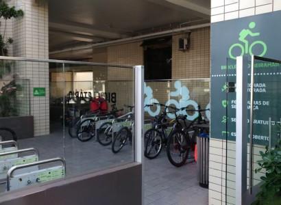 Mudanças de hábitos faz crescer a busca por bicicletários