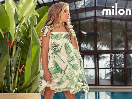 Uma aventura tropical na Primavera da Milon