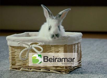 Páscoa com delivery no Beiramar Shopping