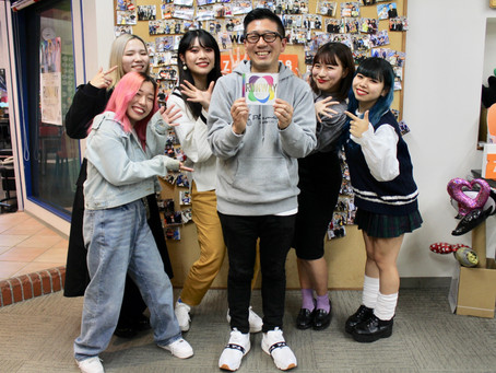 ③ZIP-FM「 EGG SHELL DAY」③t-TIME ゲスト出演