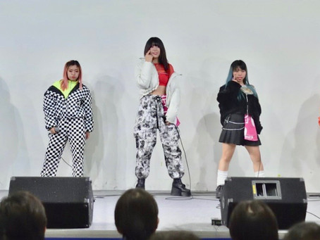 EGG SHELL「RUNWAY」CD発売記念インストアライブ @エアポートウォーク名古屋3Fイベントステージ2部 2019.12.15(SUN)