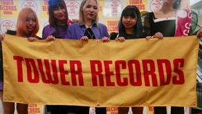 EGG SHELL「RUNWAY」CD発売記念インストアライブ @タワーレコードイオン大高店前特設ステージ2020.1.11(SAT)