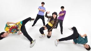 ⑤HIP HOPブレイクダンス!!「HAPPY FUSE」MUSIC VIDEO メンバーによる解説&感想&裏話!!