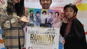 FM LOVEAT 「WANGAN MUSIC」収録EGG SHELL(Maki,sakura)ゲスト出演