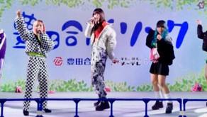 EGG SHELLクリスマスSPライブ@豊田合成リンク(栄オアシス21)2019.12.07(SAT)