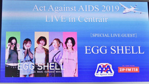 ZIP FM公開収録AAA2019 in セントレア &物販  2019.12.1(Sun)
