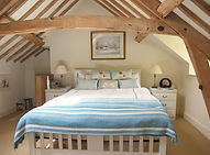 Pigeon House Cottage Bedrooms