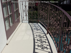 Deck Coating Balcony Repairs 25th Street