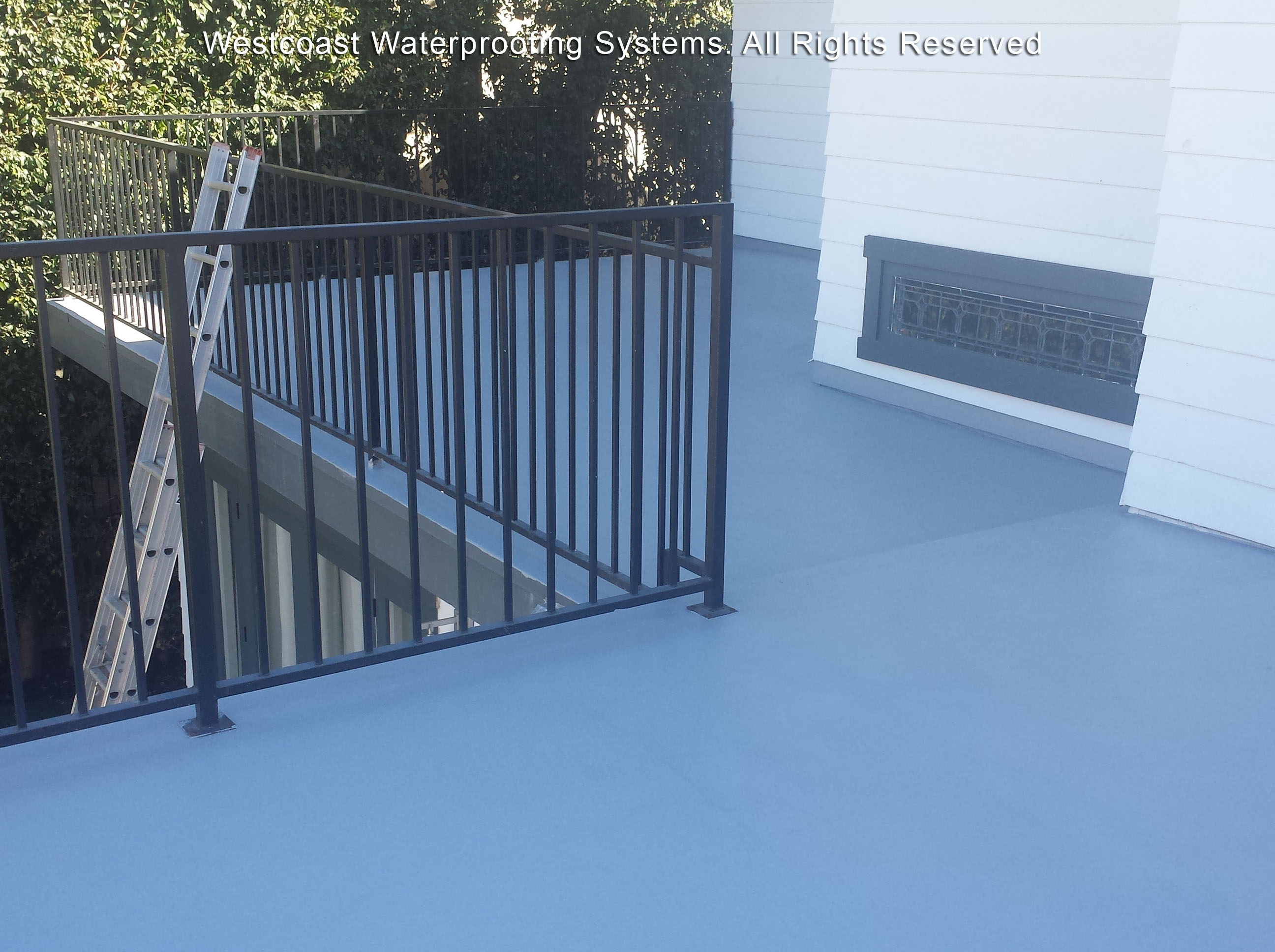 Deck Waterproofing Deck Coating Balcony