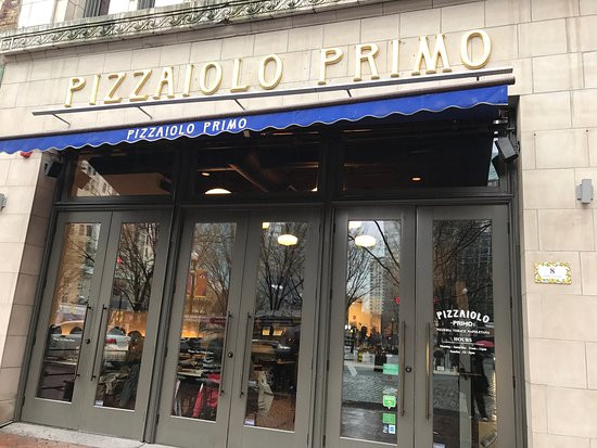 Review: Pizzaiolo Primo (Market Square)