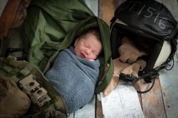 Nicholas Posed Newborn-7