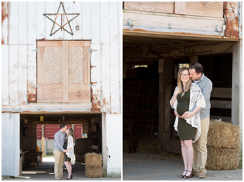 Cynthia & Josh | Gender Reveal | Bergey's Breadbasket, Chesapeake, VA