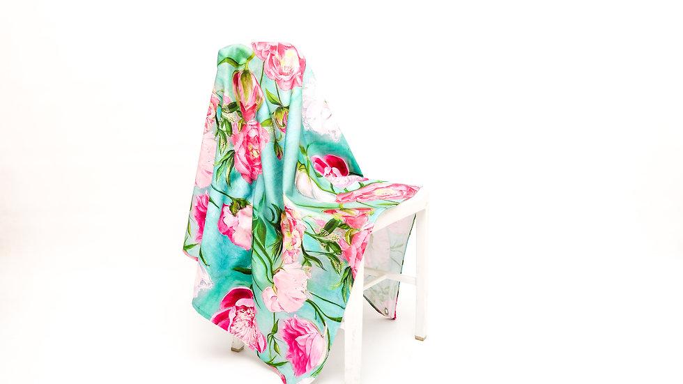 Amelia Mariella Peony fabric