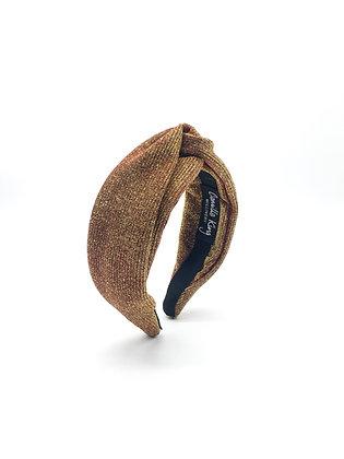 Copper Coburg Turban Headband