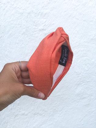 Cantaloupe Turban Headband