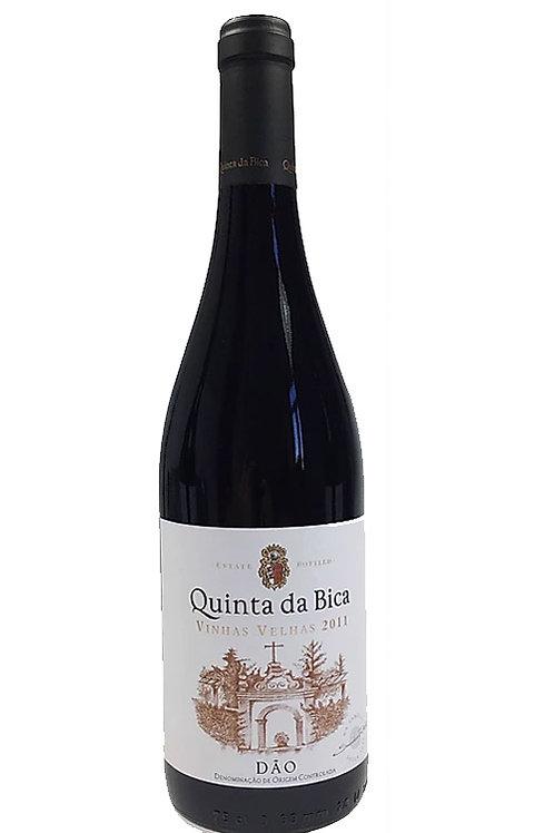 Caixa Vinho Tinto Quinta da Bica Vinhas Velhas 2011
