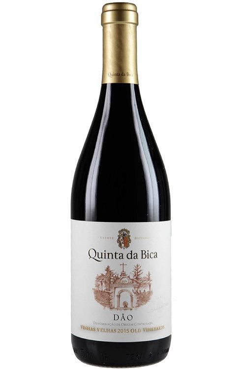 Caixa Vinho Tinto Quinta da Bica Vinhas Velhas 2016