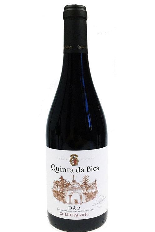 Caixa Vinho Tinto Quinta da Bica Colheita 2015