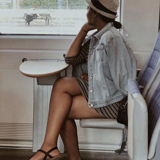 Train rides through Sweden