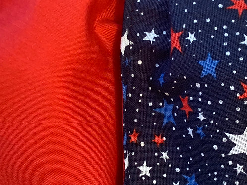 Patriotic Stars reverses to Red