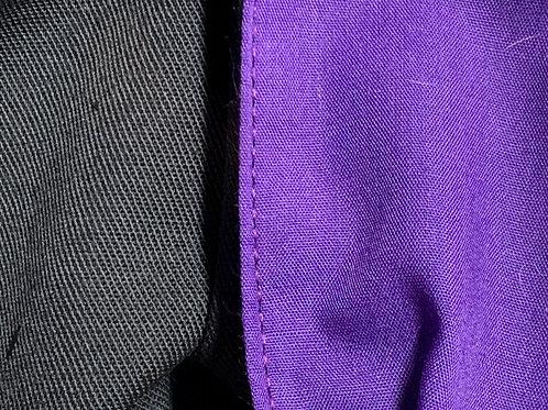 Purple reverses to Black