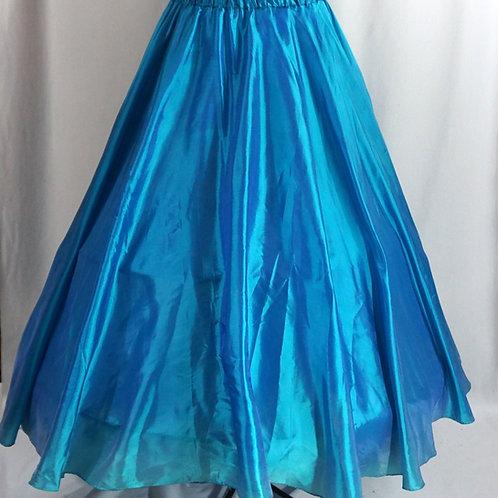 Silk Essence Circle Skirt