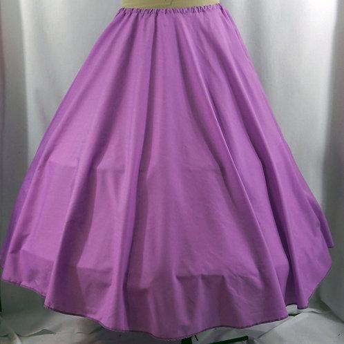 Cotton Circle Skirt