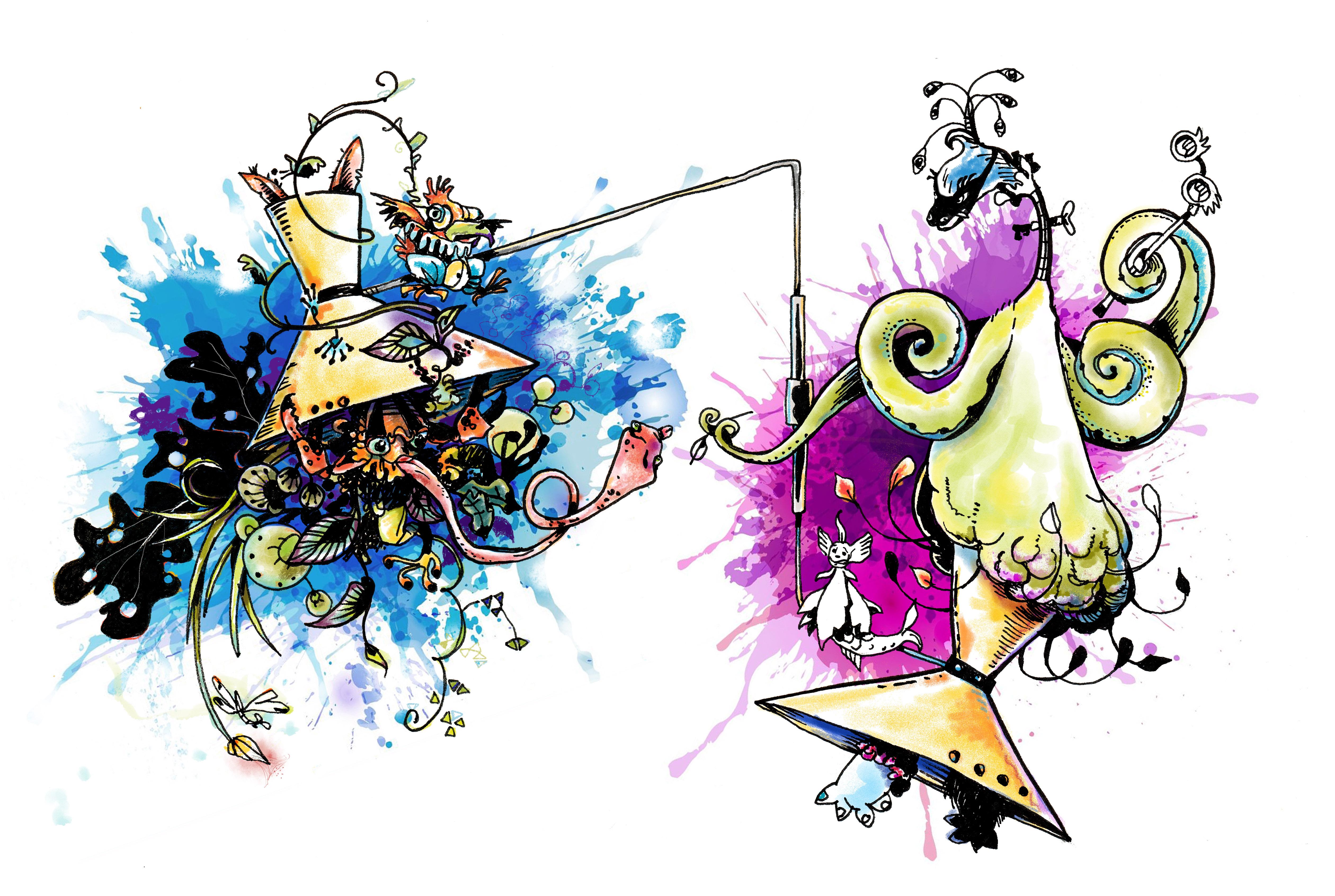 Illustrations Dessins