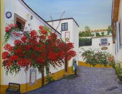 Claire Gauthier-Portugal-Obidos