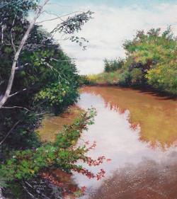 Reine Goodrow Le Ruisseau St-Eusta,
