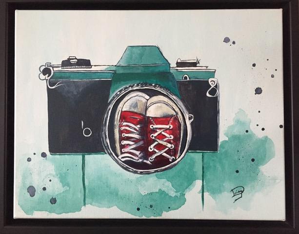 Suzanne Desilets_Autoportrait_14*18
