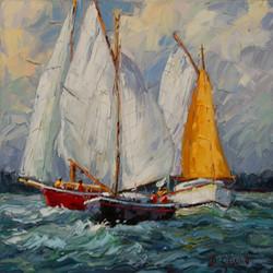 Monique Gosselin_Le vent du fleuve_1