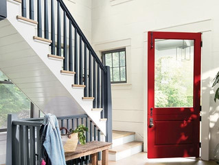 Benjamin Moore 2018 Color Of The Year is Red HOT