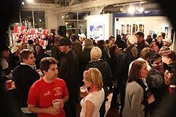 Denver Art District's First Fridays Nights