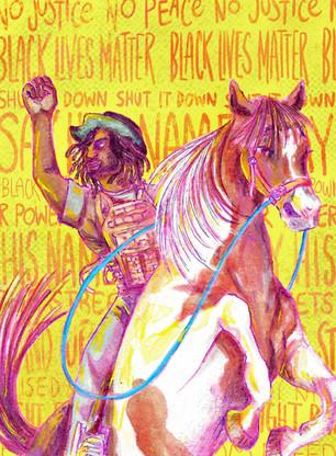 TheDeadheaded Cowboy, Jennifer Chavez