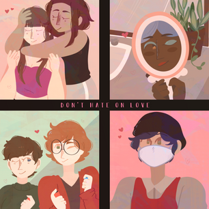 Don't Hate on Love, Rebecca Chrabaszewski