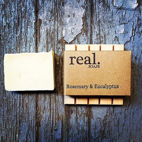 Rosemary Eucalyptus Soap